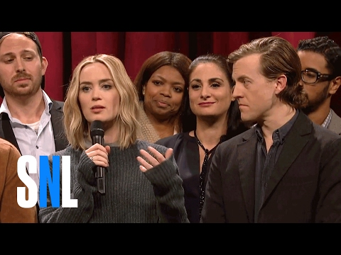 SNL made a hilarious parody of the independent short films shown at film festivals.