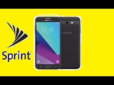 SIM Unlock Sprint / Boost / Virgin Samsung Galaxy J7 Perx For Use On GSM Carriers!