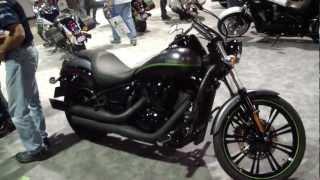 6. 2013 Kawasaki Vulcan Custom Motorcycles