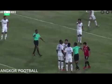 Lao Toyota vs Boeung Ket 0-1 - All Goals & Highlights - AFC Cup qualification play-off 02-02-2018