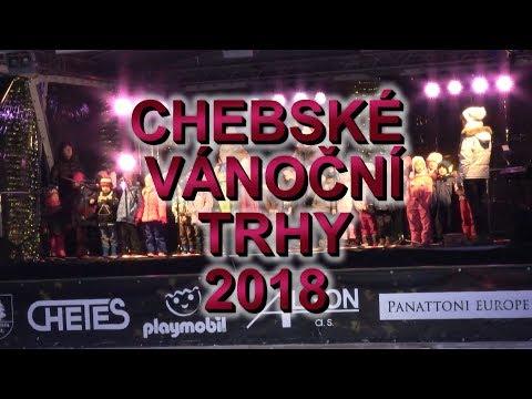 Chebské vánoční trhy 2018 pátá část