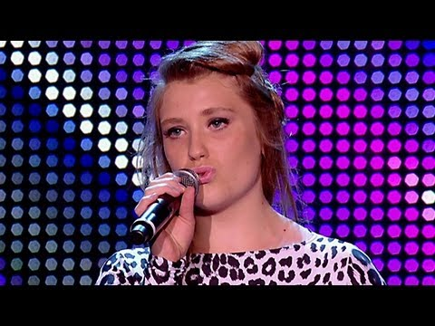 Ella Henderson's performance - Cher's Believe - The X Factor UK 2012 (видео)