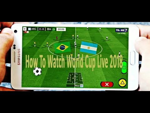 How To Watch FIFA World Cup 2018 Live Very Easily Just For Free