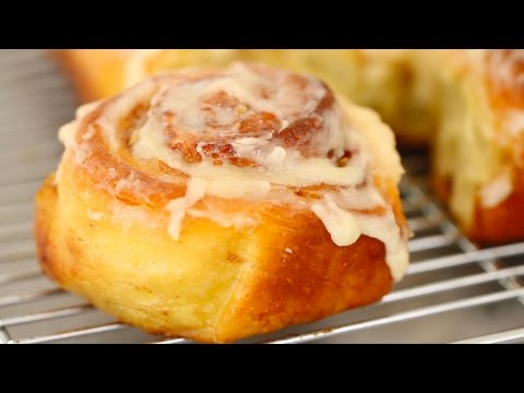 Best-Ever Cinnamon Rolls (Easy Recipe: No-Knead, No Machine) - Gemma's Bigger Bolder Baking Ep. 34