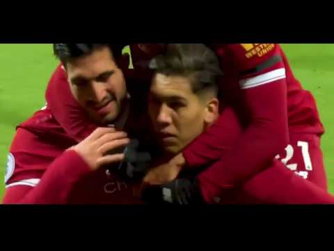Liverpool vs Manchester City 4-3 (All Goals -  Extended Highlights)  14/01/2018 HD