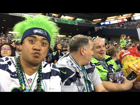 Fan Reaction: Seahawks vs Colts Play by play Pt 5
