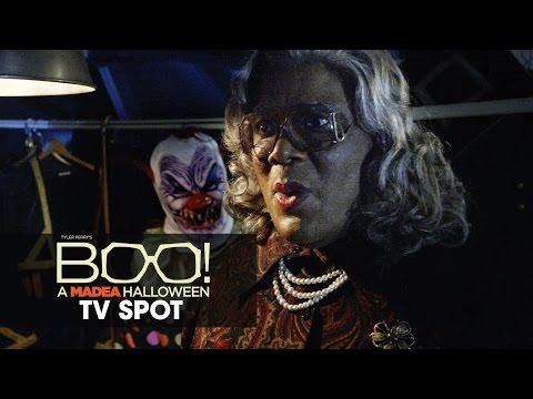 Boo! A Madea Halloween (TV Spot 'Scared')