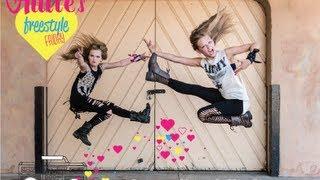 Autumn Miller and Mia Diaz
