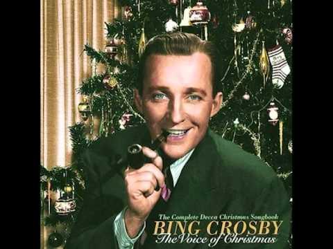 Tekst piosenki Bing Crosby - Here Comes Santa Claus po polsku