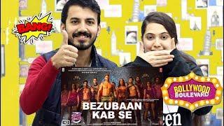 Video Bezubaan Kab Se | Street Dancer 3D | Varun D, Shraddha K | Siddharth B, Jubin N- Pakistan Reaction download in MP3, 3GP, MP4, WEBM, AVI, FLV January 2017