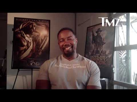 Michael Jai White Says He Won't Take On Wesley Snipes in Martial Arts Fight   TMZ