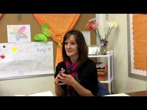 elementary teacher - This video features a question and answer with Julie Ward, Elementary Teacher, Northridge Elementary, Bismarck, North Dakota.
