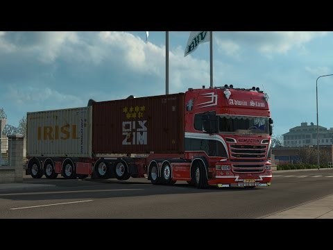 Scania Deep V8 Sound v9.0