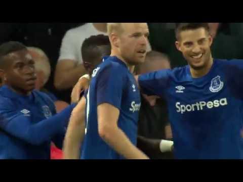 Everton 2-0 Hajduk Split - All Goals & Highlights - Europa League [HD]