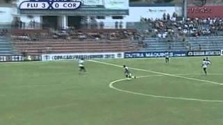 Fluminense 3 x 0 Coritiba (gol de Rafael Assis) - Copa São Paulo de Futebol Júnior (Copinha)