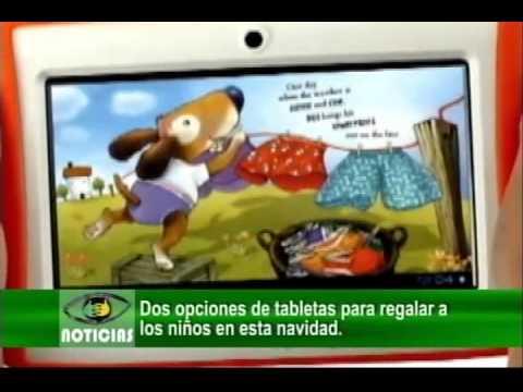 Video Dos opciones de tabletas para regalar a los niños en esta navidad download in MP3, 3GP, MP4, WEBM, AVI, FLV January 2017