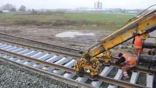 Video Swietelsky reconstruction railway by SMD-80 MP3, 3GP, MP4, WEBM, AVI, FLV Oktober 2018