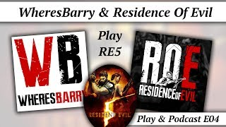 RE2 & Not A Hero Discussion & MoreSubscribe To ROE: https://goo.gl/vHJccuSubscribe To WB: https://goo.gl/HAvfDUI want to introduce everyone to one of the fastest growing Resident Evil channels on YouTube right now. Residence of Evil is white hot after locking down some very cool guest stars for their Resident Evil podcasts including ex-voice of Claire Redfield, Alyson Court, who was trending in the RE community over the last month. We talk about everything from Resident Evil 2 Remake, to RE7 to Outbreak to Not a Hero and of course get the inside scoop about the Alyson Court  Claire Redfield Podcast!This is a great opportunity to let the Crimson Army know about JJ from ROE, another RE fan making videos out there with a passion for not just the games, but for well edited videos. Leave your reactions and questions in the comments!WATCH PART 2 AT ROE: https://goo.gl/vHJccu#Screamstream PLay & Podcast Resident Evil 5 Episodes:JoAfterWork ► https://goo.gl/pDxCBKJon Ford ► https://goo.gl/MjZxr4JillSandwich988 ► https://goo.gl/ayL3Q5RESIDENCE OF EVIL HOT VIDEOSGame Engine: https://www.youtube.com/watch?v=RsSQbKgB0xAAlyson Court (Claire): https://www.youtube.com/watch?v=WhyrKAAjK_IErin Cahill (Rebecca): https://www.youtube.com/watch?v=pRDjCMfx9mYWB HOT VIDEOSResident Evil 7 Not A Hero Theory: https://www.youtube.com/playlist?list=PLFg_R2nZPoHp8QsO8O8zpGOjWVL9GOqhcResident Evil 2 Remake: https://www.youtube.com/playlist?list=PLFg_R2nZPoHpeREZhWtaRnX_SdUUCKxOXSarcastic Horror Game Reviews: https://www.youtube.com/playlist?list=PLFg_R2nZPoHoxjcr4Lfo9YgB_QOIlntud---------------------------CONNECT ON SOCIAL MEDIAInteract with WB & ROE during and after the show via social media:ROETwitter ► http://www.twitter.com/ROENetworkFacebook ► http://www.fb.com/ROEnetworkWBTwitter ► http://www.twitter.com/wheresbarryBFacebook ► http://www.fb.com/wheresbarryBInstagram ►http://www.instagram.com/wheresbarryb---------------------------SUPPORT THE CHANNELThere are several ways to support the cha