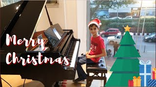 Arthur Warrel — We Wish you a Merry Christmas