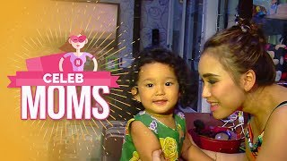 Video Celeb Moms: Ayu Ting Ting, Bilqis Ikut Bunda Manggung - Episode 18 MP3, 3GP, MP4, WEBM, AVI, FLV September 2018