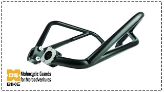 9. Defensas para motor Yamaha Super Ténéré XTZ 1200