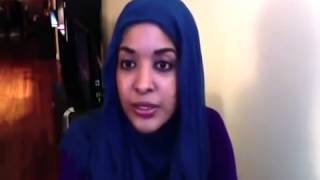 Ethiopian Christian Lady From America Converts To Islam
