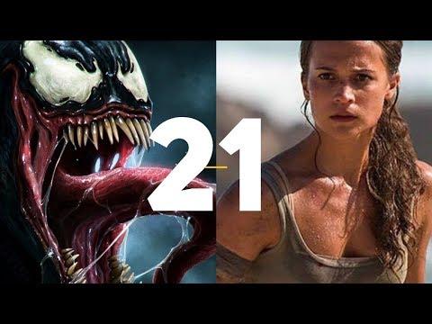 21 самый ожидаемый фильм 2018 года