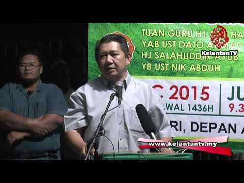 Undi Ustaz Fathan Untuk Teruskan Legasi Tok Guru- Tuan Hj Salahuddin Ayub