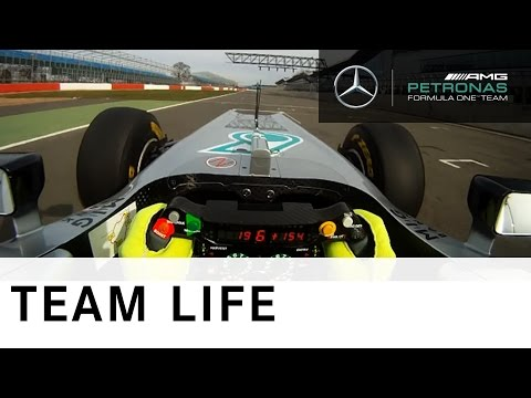 F1 W03 - Onboard Camera With Nico Rosberg