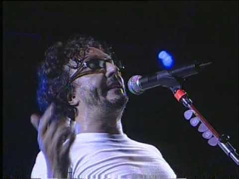 Fito Páez video Bello abril - San Pedro Rock II / Argentina 2004