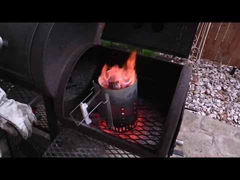 How to Use a Charcoal Chimney Starter