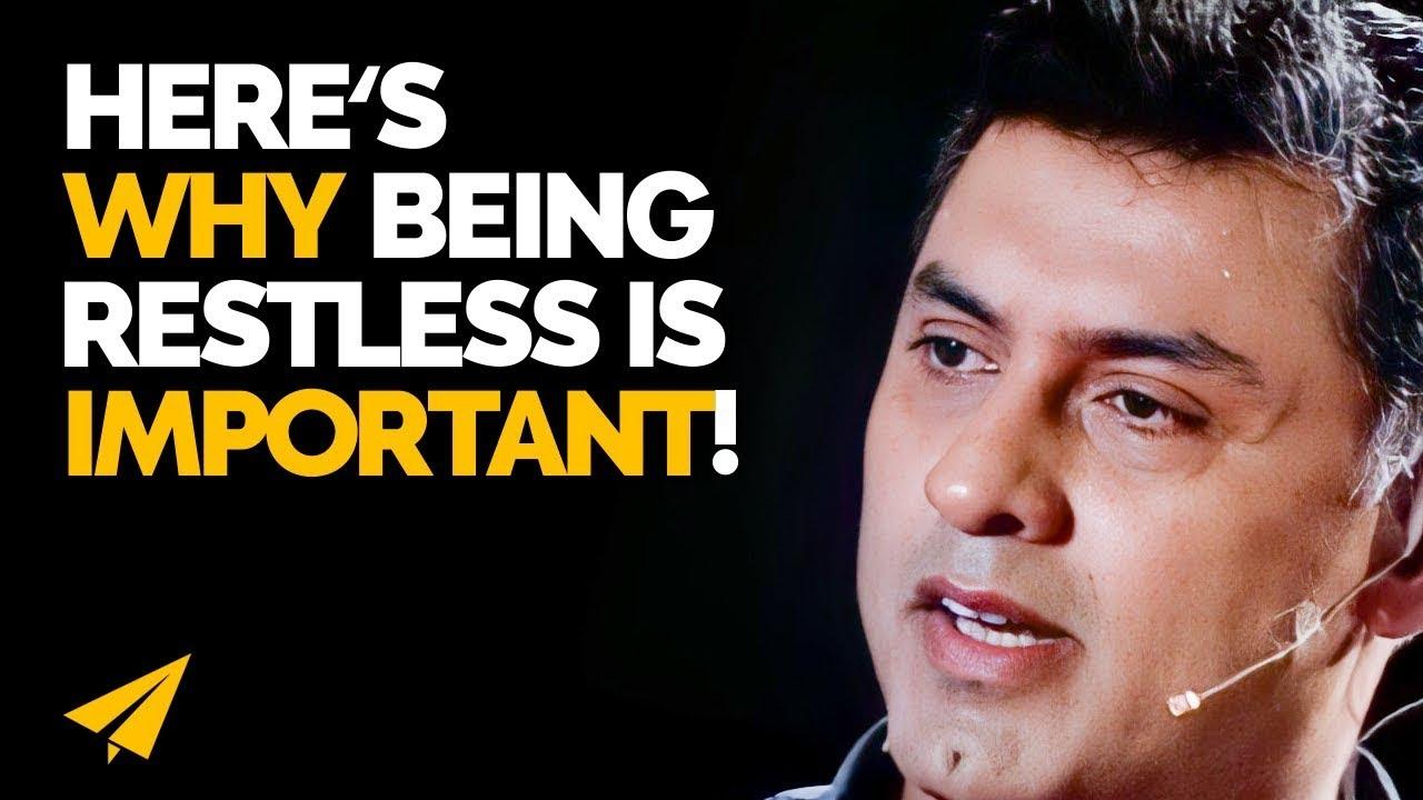 Be RESTLESS - Nikesh Arora (@nikesharora) - #Entspresso