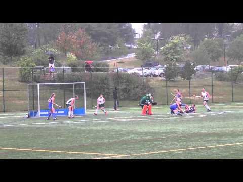Lizzie Barminski OT Winner vs. Sweet Briar - 9/21/13