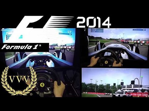 F1 - A first hands on the PS3 version. All footage is filmed off screen and so will affect quality, direct feed to come later next week. Have a question? Support what we do and ask me here http://www....