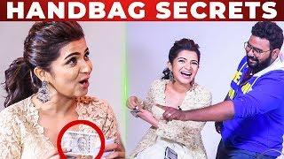 Video UNLIMITED FUN: DD Roasts VJ Ashiq | Dhivyadharshini Handbag Secrets Revealed! MP3, 3GP, MP4, WEBM, AVI, FLV Januari 2019