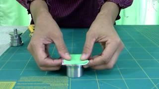 Video Cara-cara membuat butang balut atau butang bungkus menggunakan mesin pusing.MTS MP3, 3GP, MP4, WEBM, AVI, FLV Oktober 2018