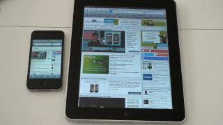 Herunterladen video youtube - iPhone 4 Vs. iPad