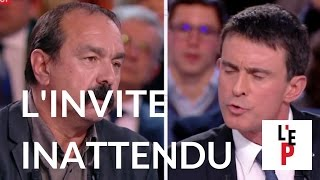 Video L'inattendu - Philippe Martinez - L'Emission politique avec Manuel Valls le 31/03/2017 (France 2) MP3, 3GP, MP4, WEBM, AVI, FLV November 2017
