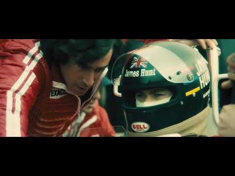 RUSH (2013) | 1976 German GP full race and crash | Kinoman