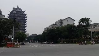 Meishan China  city photo : Following Bus 7 Meishan China Tour