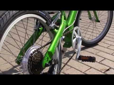 Велосипед Kokua LIKEtoBIKE 20