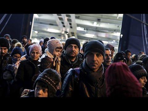 Αλέξης Τσίπρας: Τέλος στο παιχνίδι απόδοσης ευθυνών για το προσφυγικό
