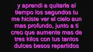 Cancion de amor - Shakira - Antologia