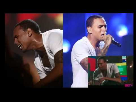 Huggy Lowdown Audio:  Chris Brown Crying on BET Music Awards 2010