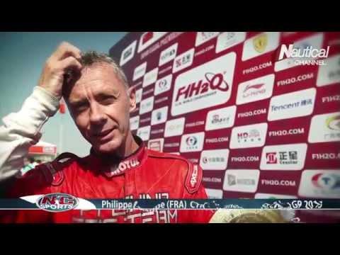 Extreme Sailing Series Istanbul, F1H20 China Grand Prix, Les Voiles de St Tropez