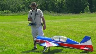 Russ Flying The Extreme Flight RC Yak 54