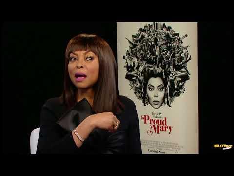 Taraji P. Henson: Very Proud Of 'Proud Mary'