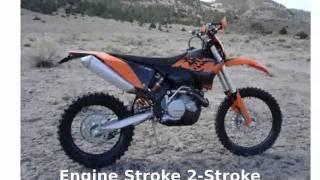 6. 2007 KTM XC 200 W Info
