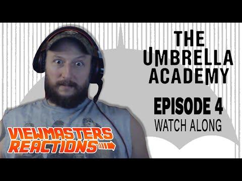 UMBRELLA ACADEMY EPISODE 4 FULL WATCH ALONG