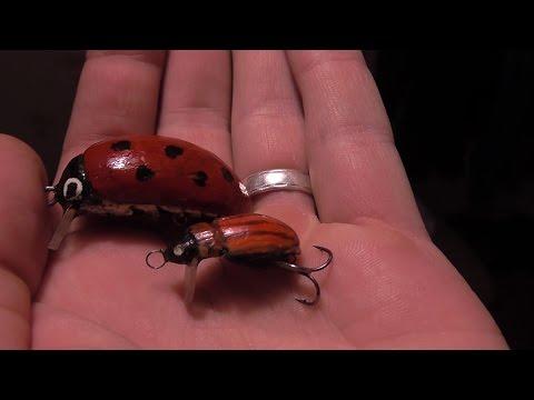 воблер жук что ловить
